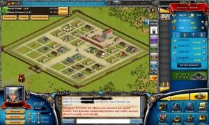 Evony Gameplay Pic
