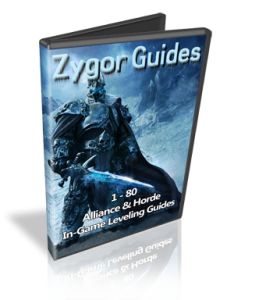 Zygors WoW Leveling Guide