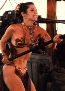 Princess Leia Slave Girl