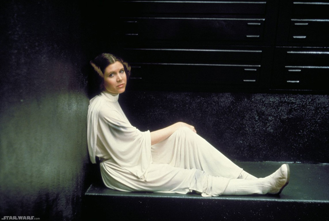 Princess Leia Death Star Outfit